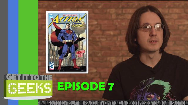 Get It To The Geeks - Episode 7: The Search for More Money