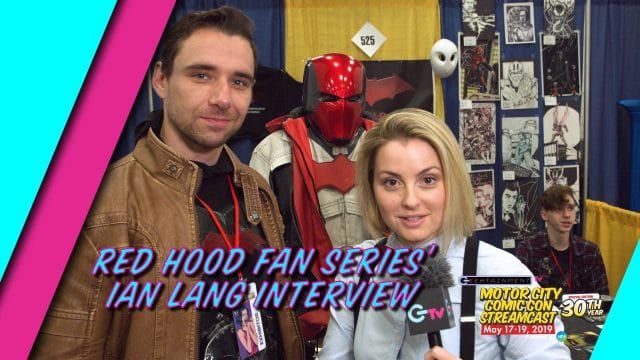 Red Hood Fan Series' Ian Lang Interview