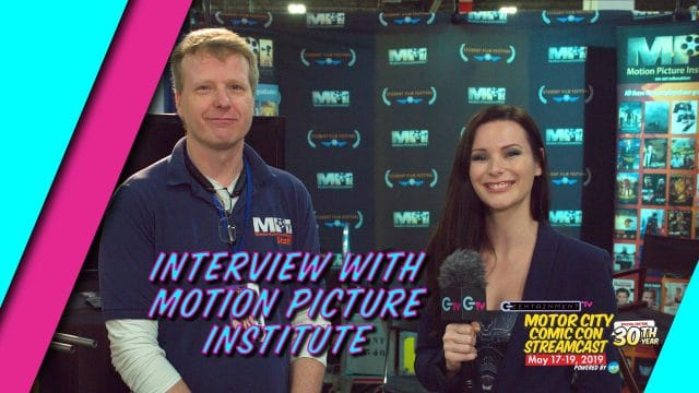 Motion Picture Institute Interview