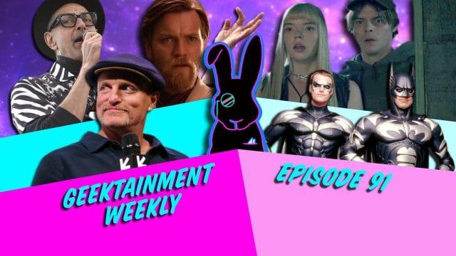 Geektainment Weekly - Episode 91 - The Joker