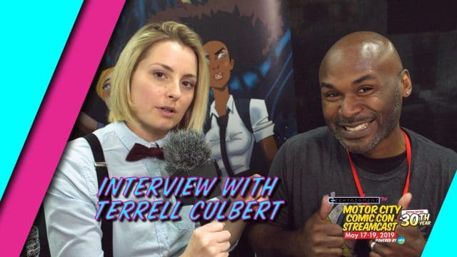 Terrell Culbert Interview