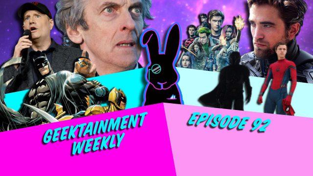 Geektainment Weekly - Episode 92 - Pax West