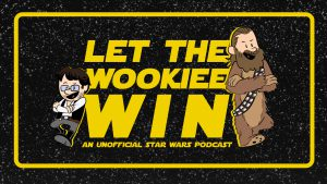 Let The Wookiee Win Logo