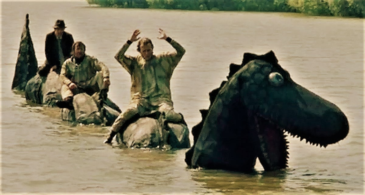 Geektainment Loch Ness monster blog