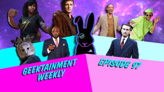Geektainment Weekly - Episode 97 - Onward