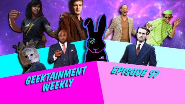 Geektainment Weekly - Episode 97 - Onward