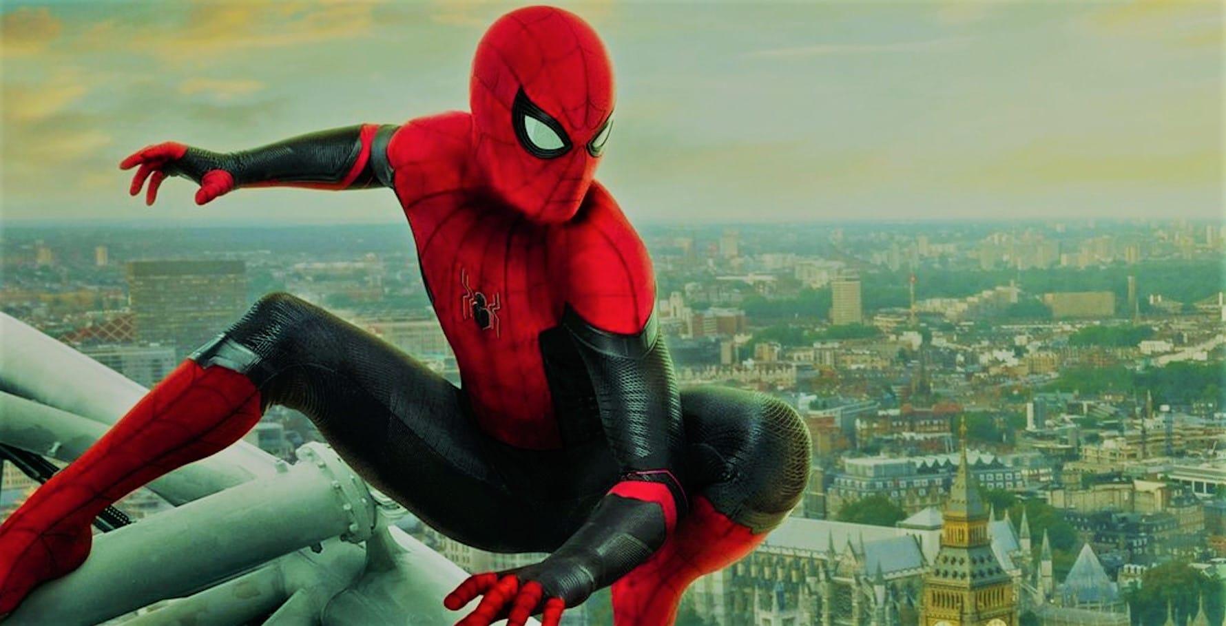 Geektainment Spider-Man blog