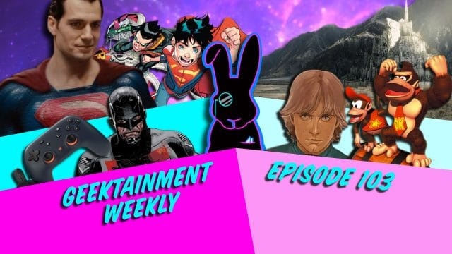 Geektainment Weekly - Episode 103 - Darren McCarty