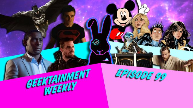Geektainment Weekly - Episode 99 - Bloodshot
