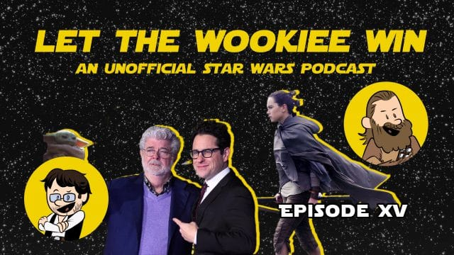 Let The Wookiee Win - Episode 15: Quizzing McCarty