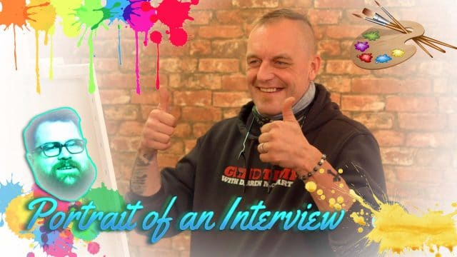 Portrait of an Interview - Episode 5 - Darren McCarty