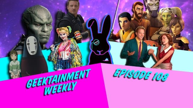 Geektainment Weekly - Episode 108 - The Gang Applies to DC