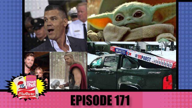 Pop That Culture - Episode 171 - Baby Yoda