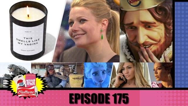Pop That Culture - Episode 175 - This Smells Like What?