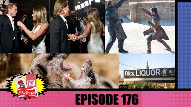 Pop That Culture - Episode 176 - Valentine's Day Revenge