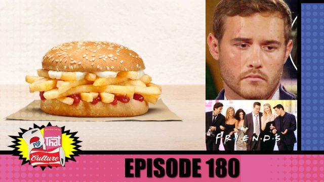 Pop That Culture - Episode 180 - Friends?