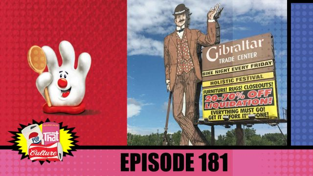 Pop That Culture - Episode 181 - Around The World