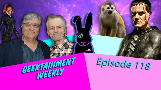 Geektainment Weekly - Episode 118 - The Hey19 Coronavirus Special